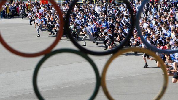 Всероссийский день бега Кросс Нации - 2012