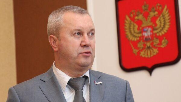 Руководитель управления Федеральной налоговой инспекции по Республике Крым Николай Кочанов