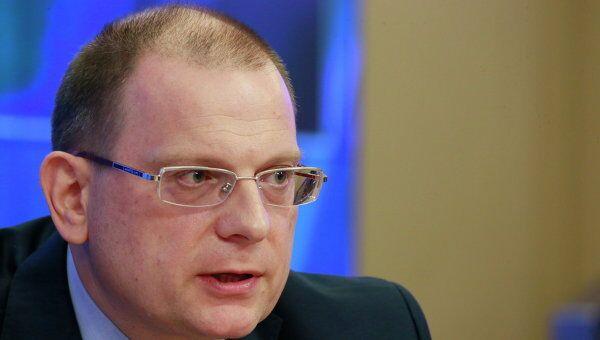 уполномоченный МИД РФ по правам человека, демократии и верховенства права Константин Долгов