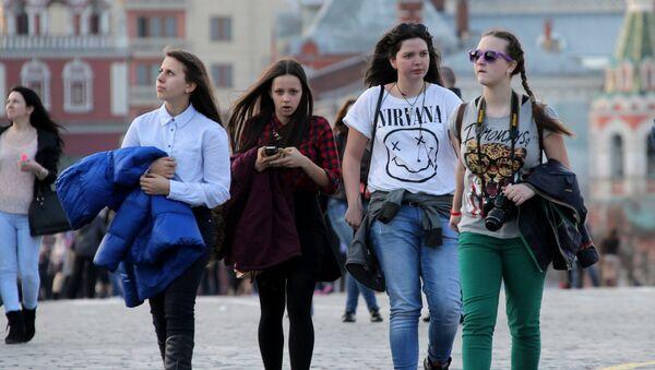Подростки. Архивное фото