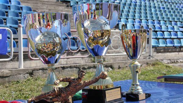 Турнир Крымского футбольного союза