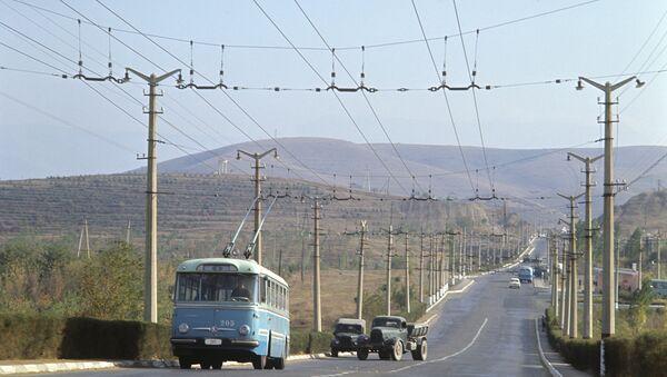 Автотрасса Симферополь-Ялта