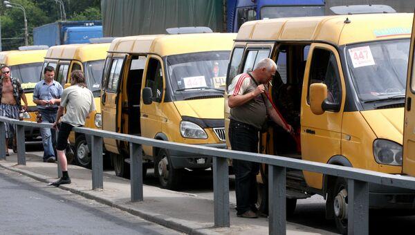 В Симферополе вернули один из автобусных маршрутов