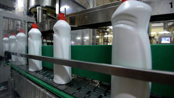 Производство жидких моющих средств компании Нэфис Косметикс
