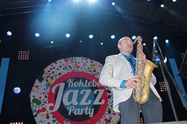 Koktebel Jazz Party собрал лучших джаз-исполнителей со всего мира