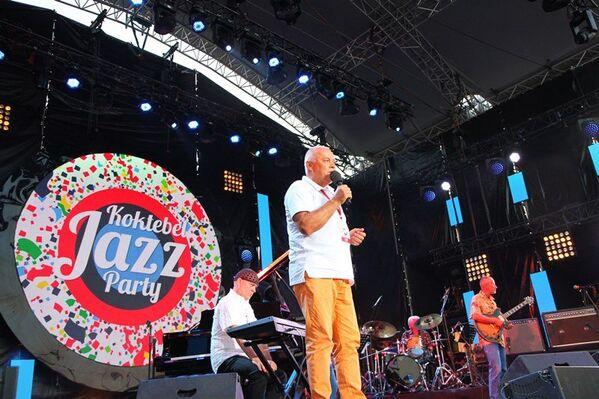 Второй вечер Koktebel Jazz Party. Концерт