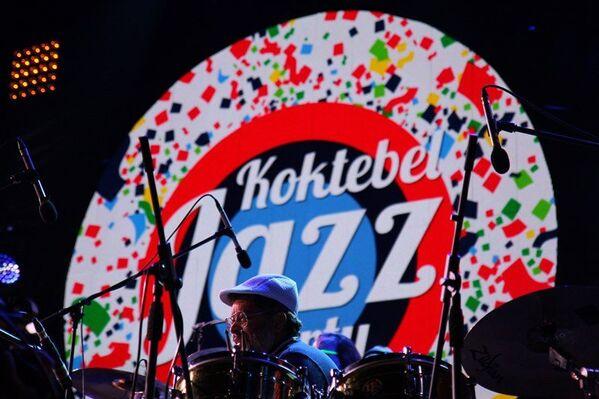 Второй вечер Koktebel Jazz Party. Концерт. Перкуссионист Джованни Идальго (Куба)