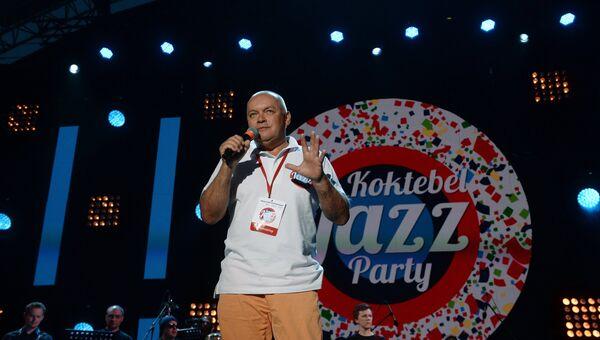 Генеральный директор МИА Россия Сегодня Дмитрий Киселев на Международном джазовом фестивале Koktebel Jazz Party в Коктебеле