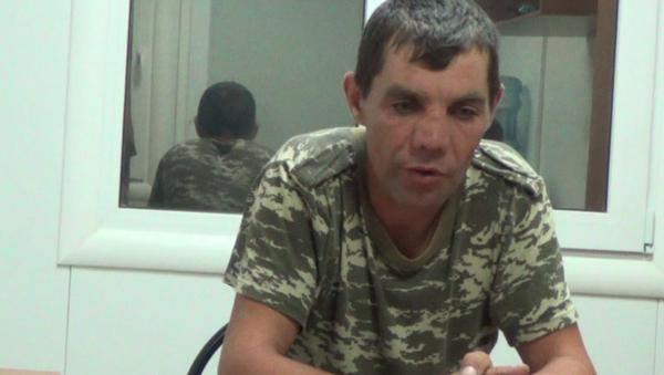 Крымские пограничники задержали украинского военнослужащего за незаконное пересечение российской границы