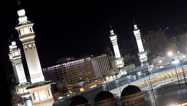 Мечеть аль Харам в Мекке