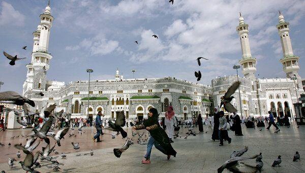 Мечеть аль Харам вМекке