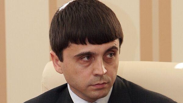 Заместитель председателя Совета министров Крыма Руслан Бальбек