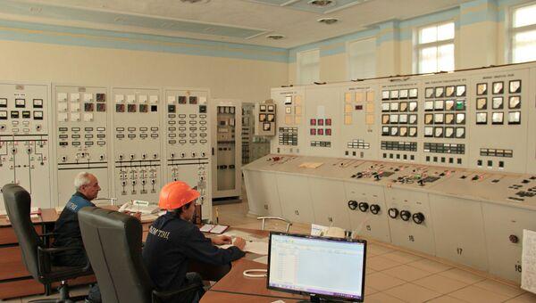 Работа ТЭЦ в Крыму. Архивное фото