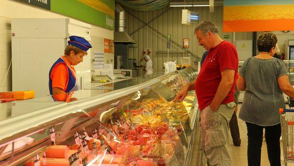 Рейд по магазинам и супермаркетам Симферополя