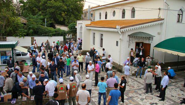 Мусульмане Крыма начали отмечать Курбан-байрам