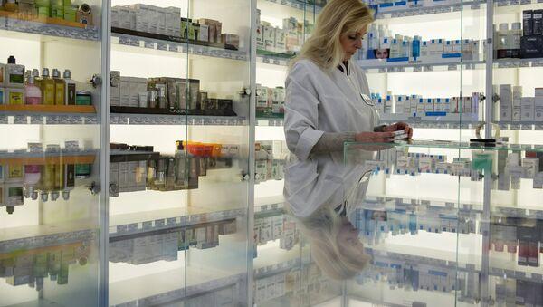 Сеть аптек