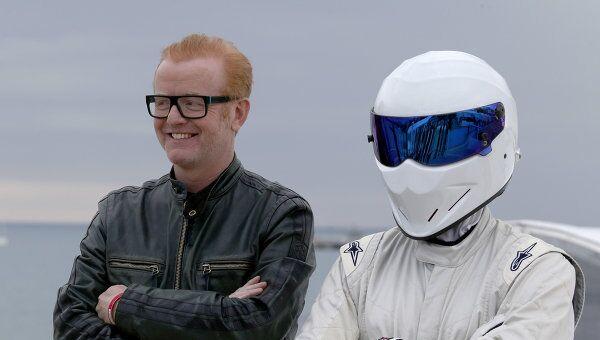 Новый ведущий Top Gear Крис Эванс. Архивное фото
