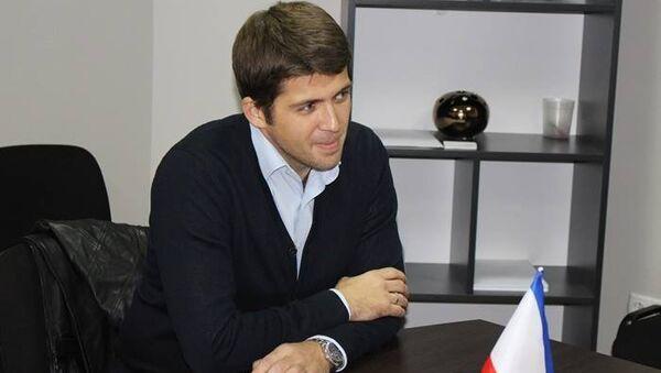 Исполняющим обязанности руководителя Крым БТИ стал Денис Агаронов