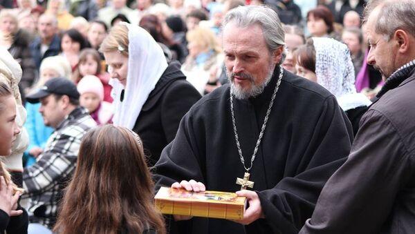 Настоятель Кизилташского монастыря о.Никон (Демьянюк)