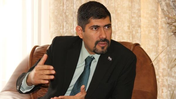 Чрезвычайный и полномочный посол Республики Никарагуа в Российской Федерации Хуан Эрнесто Васкес Арайя