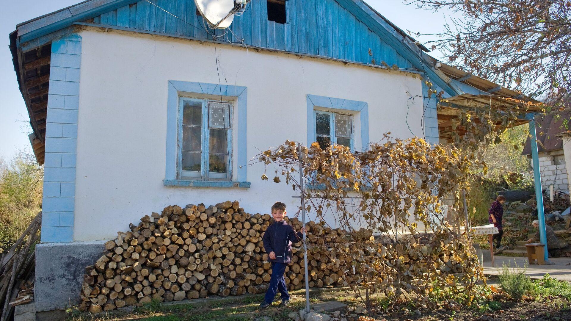 Дрова на зиму - РИА Новости, 1920, 02.09.2021