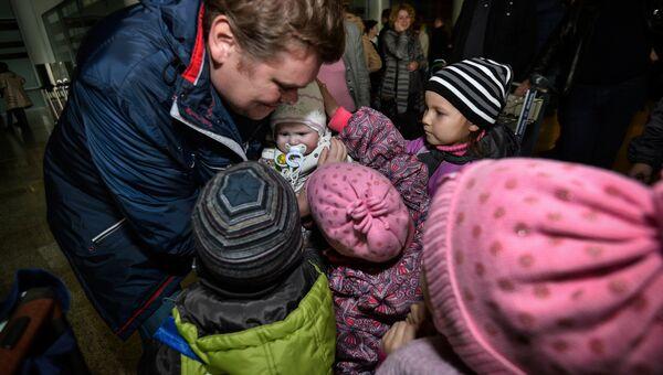Благотворительная программа помощи в усыновлении Поезд надежды в Иркутске