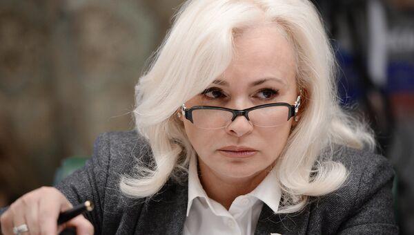 Член Комитета Совета Федерации по обороне и безопасности Ольга Ковитиди