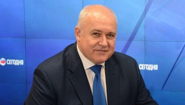 Первый заместитель председателя Комитета Государственной Думы по делам СНГ Олег Лебедев