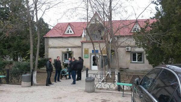 Поселок Николаевка. Архивное фото
