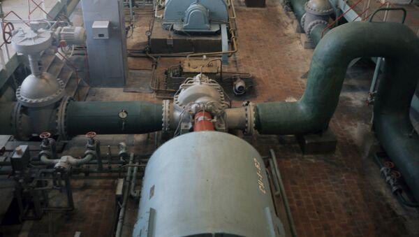 Теплоэлектроцентраль, которая обогревает жилой массив