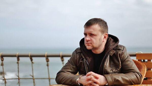 Крымский политолог Денис Батурин