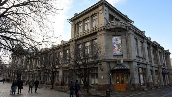 Русский драматический театр в Симферополе