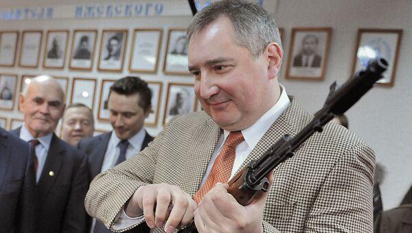 Дмитрий Рогозин провел совещание по стрелковому оружию на заводе Ижмаш