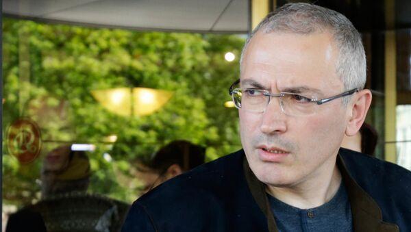 М. Ходорковский встретился с журналистами в Донецке