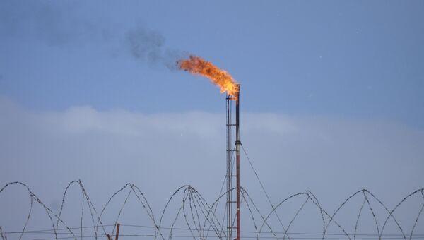 Работа предприятия Черноморнефтегаз