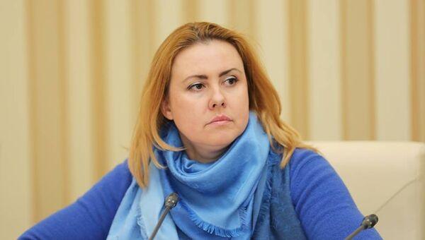 Министр топлива и энергетики РК Светлана Бородулина