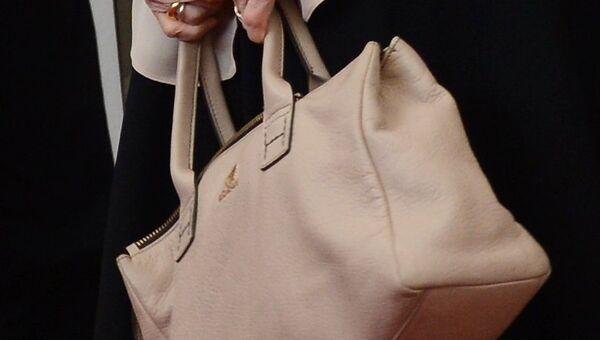 Дамская сумочка. Архивнвное фото