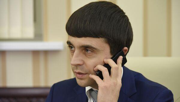 Заместитель председателя Совета министров Крым Руслан Бальбек