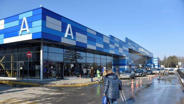 Международный аэропорт Симферополь, терминал А