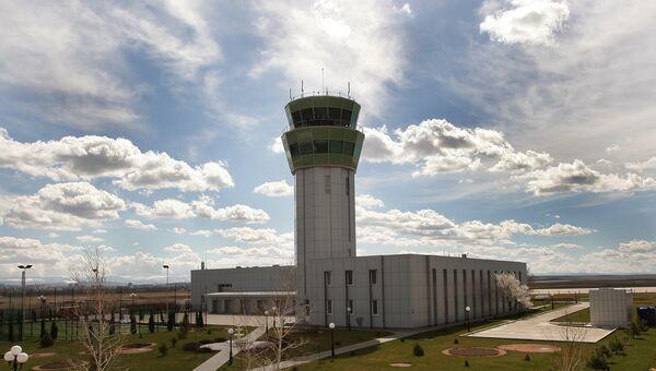Центр управления полетами аэропорта Симферополя