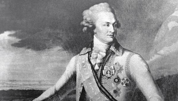 Князь Григорий Александрович Потемкин-Таврический