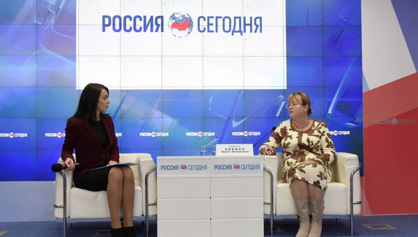 Министр финансов Республики Крым Ирина Кивико