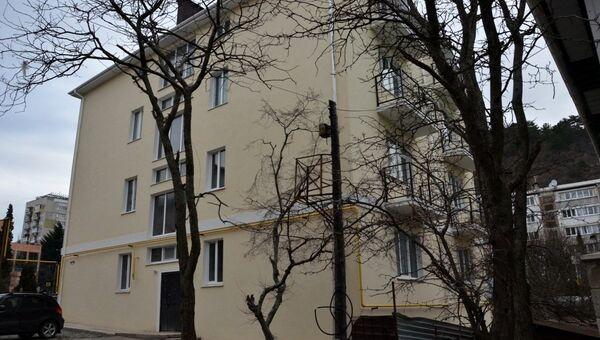 Ялтинским детям-сиротам купили квартиры в новостройке