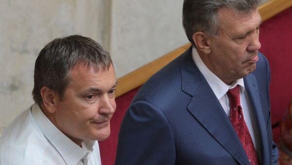 Внеочередное заседание Верховной Рады в Киеве