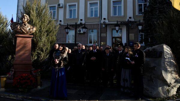 Мероприятия в Симферополе, посвященные 2-й годовщине референдума