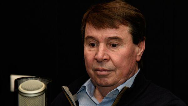 Член Совета Федерации Федерального Собрания Российской Федерации от законодательной власти Республики Крым Сергей Цеков
