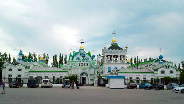 Собор святой Екатерины заложили в Феодосии в день рождения императрицы Екатерины II.