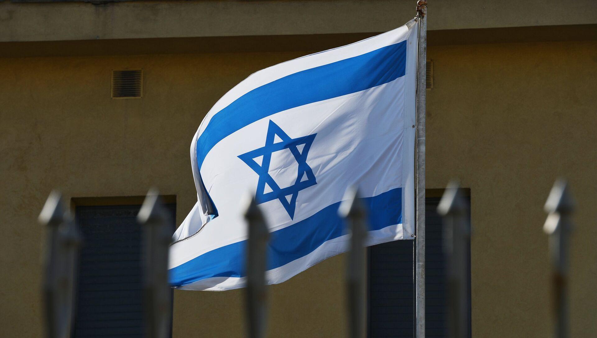 Посольство Израиля в Москве прекратило работу из-за забастовки дипломатов - РИА Новости, 1920, 13.11.2020