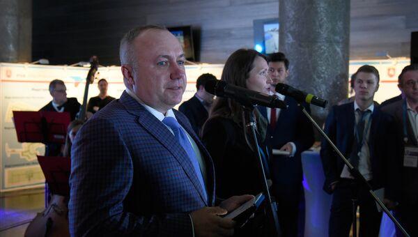 Член генерального совета организации Деловая Россия Дмитрий Пурим