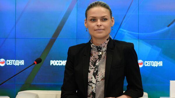 Председатель комитета Государственного совета Крыма по имущественным и земельным отношениям Евгения Добрыня